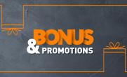 Bonusuri si promoții